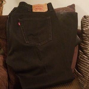 Vintage Levi's 501  Mens Jeans (irregular)